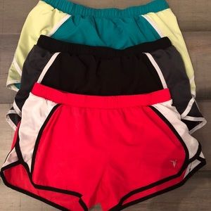 Pants - Lot of 3 Athletic shorts